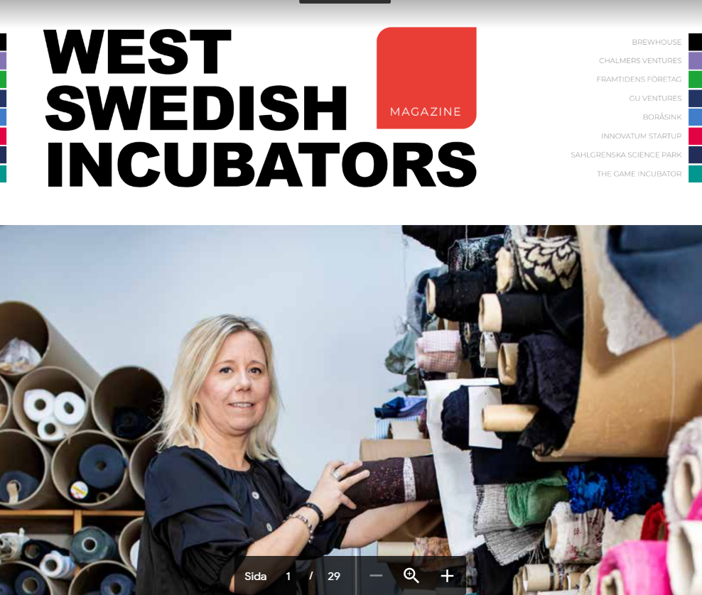 West Swedish Incubators